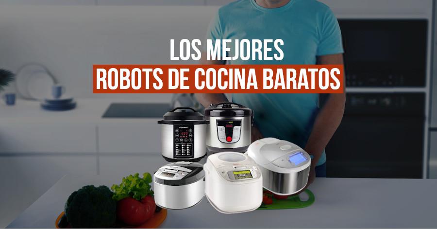 portada robot de cocina baratos