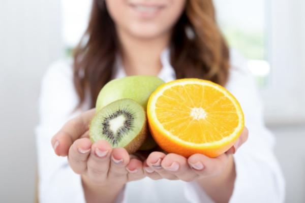 receta de batido con kiwi y naranja