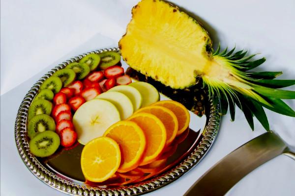 receta de batido con kiwi y piña
