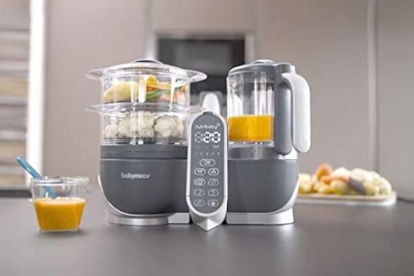 Qué Características debe tener un robot de cocina para Bebés